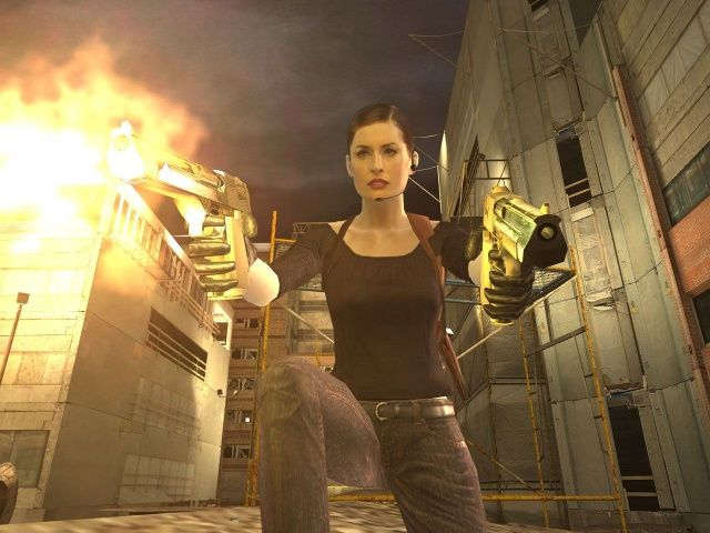 Max Payne 2: The Fall of Max Payne Windows You can also play as Mona in the game