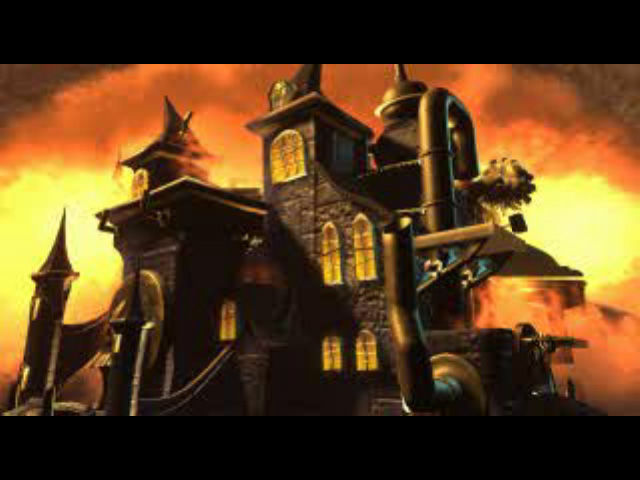 MediEvil II PlayStation Intro Movie: Replay of the events from the first game.