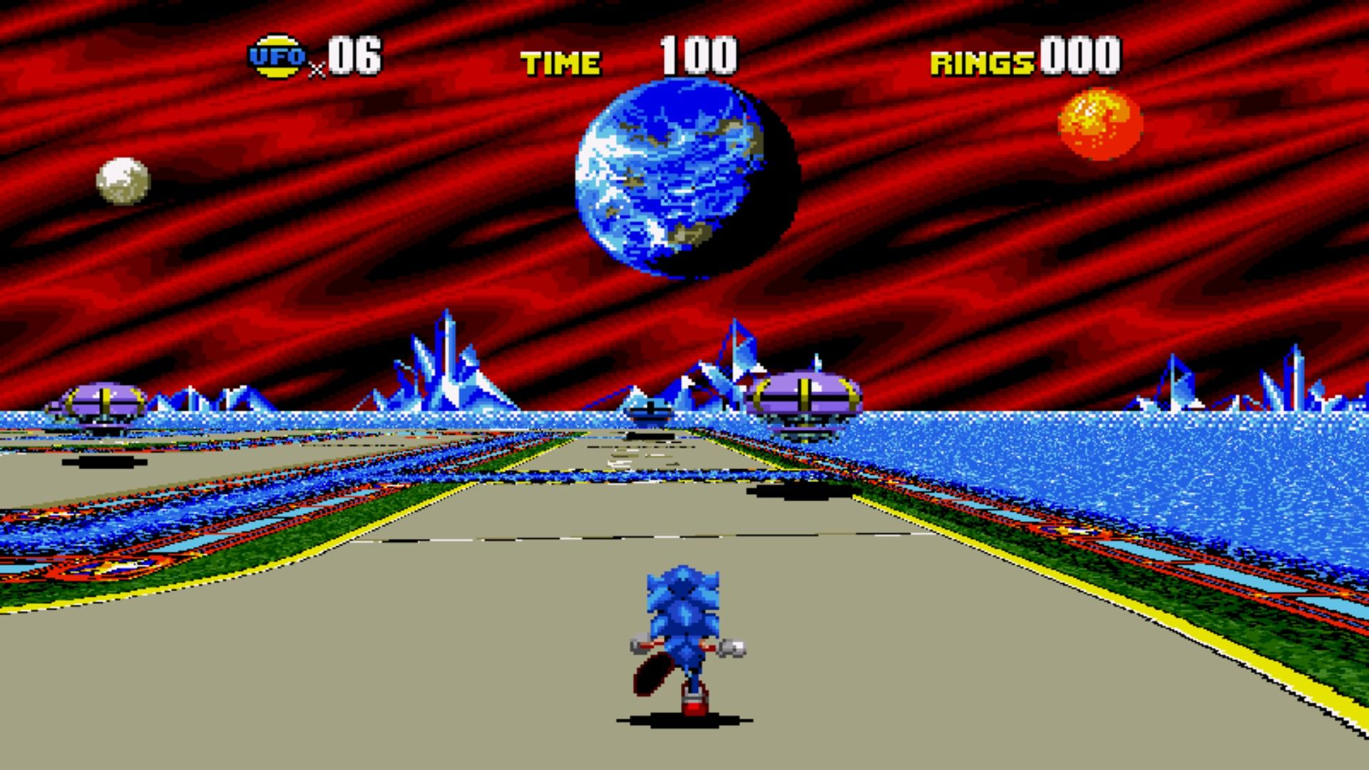 sonic cd solution Ok, so i came up with a solution to this problem, run in 100hz mode  sonic cd  runs way too fast at 120hz, though, and i need to lower the.