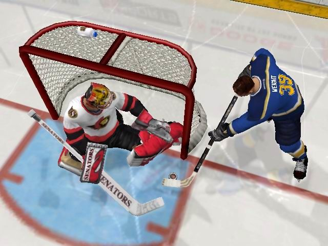 NHL Hitz Pro Xbox Hitz Pro - the first hockey game with a wraparound shot