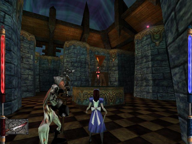 American McGee's Alice Windows The rage box...