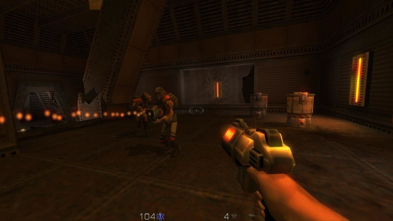Quake II Windows Quake 2 running on modern hardware.