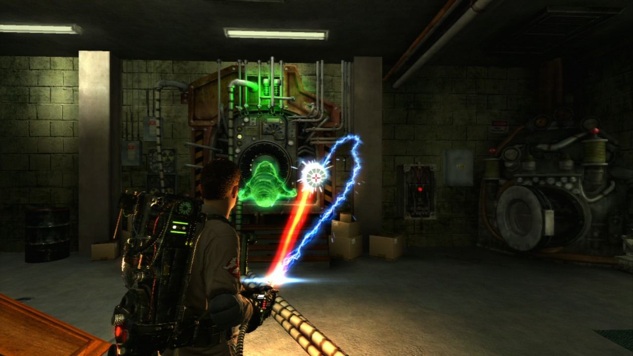 Ghostbusters The Video Game Screenshots For Playstation 3