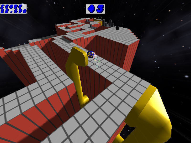 Rolling Madness 3D Windows Aerial Race