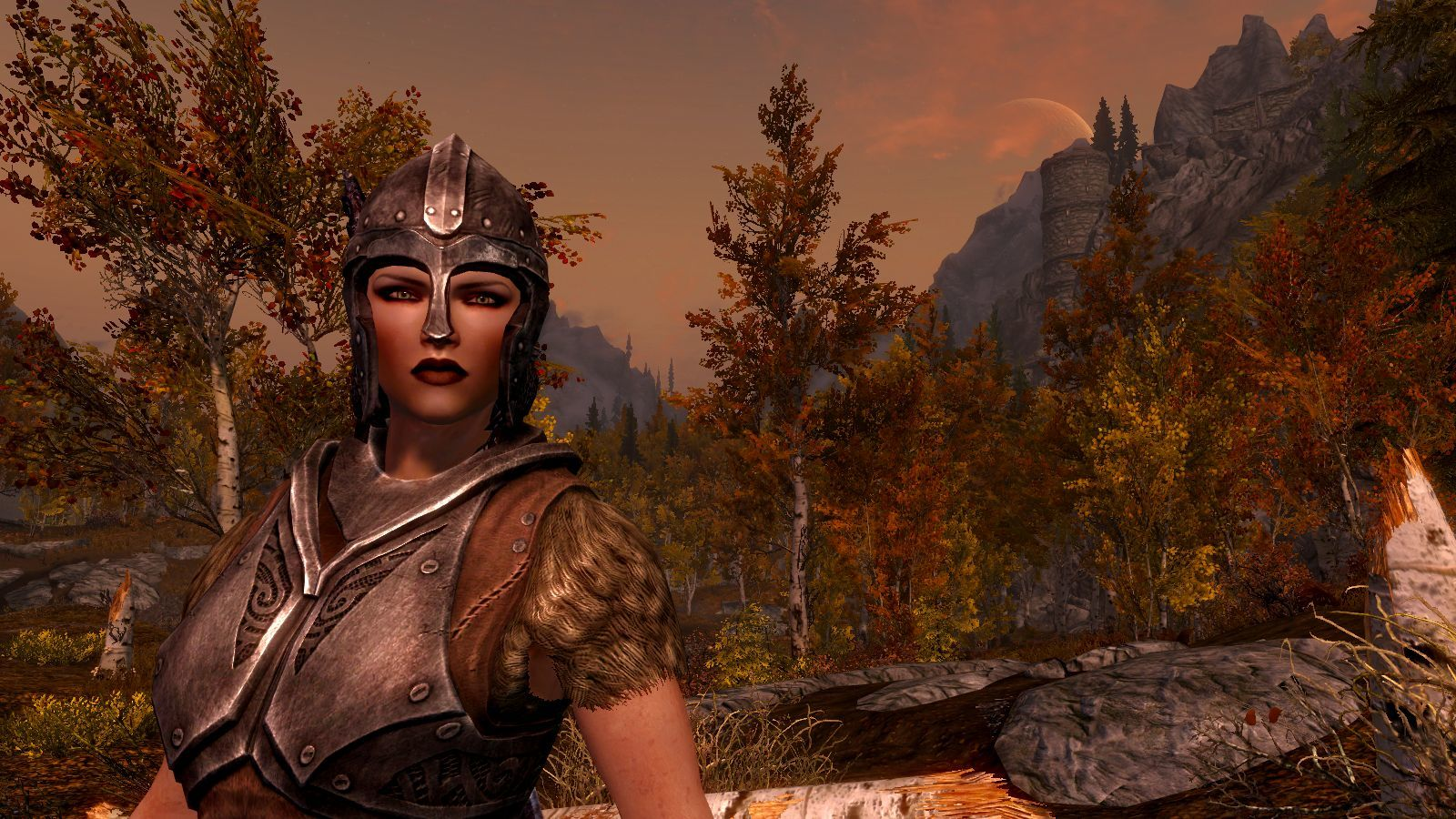 The Elder Scrolls V: Skyrim Windows Lydia, faithful companion