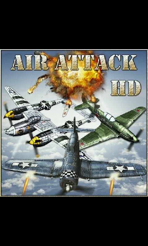 "Air Attack Android Android version adds ""HD"" to the title"