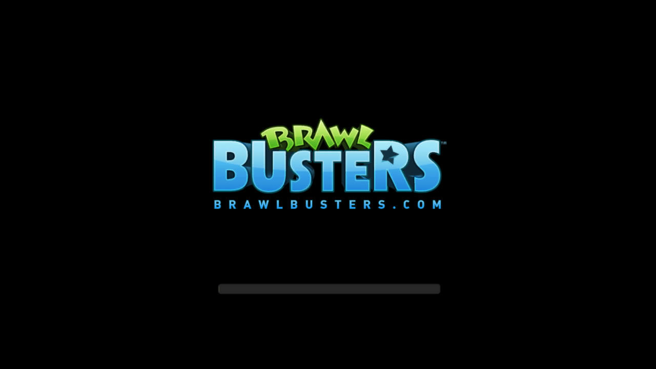Brawl Busters Windows Title and loading screen