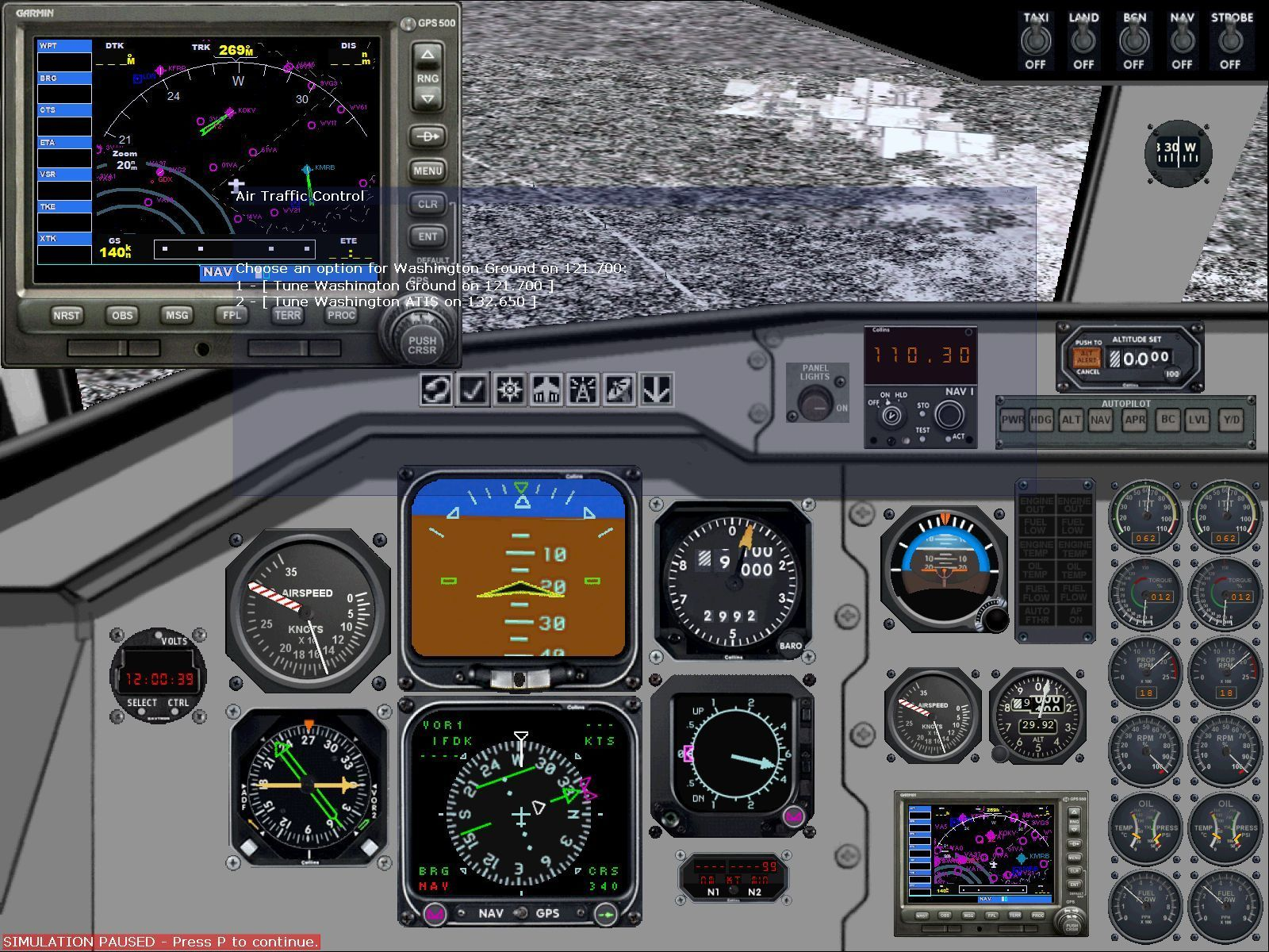 Traffic Control Panels : Aircraft collector s edition screenshots for windows