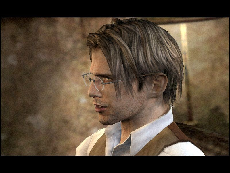Silent Hill 3 Windows Hey ladies, isn't that Brad Pitt?!? Well, the character certainly is as twisted as to fit.