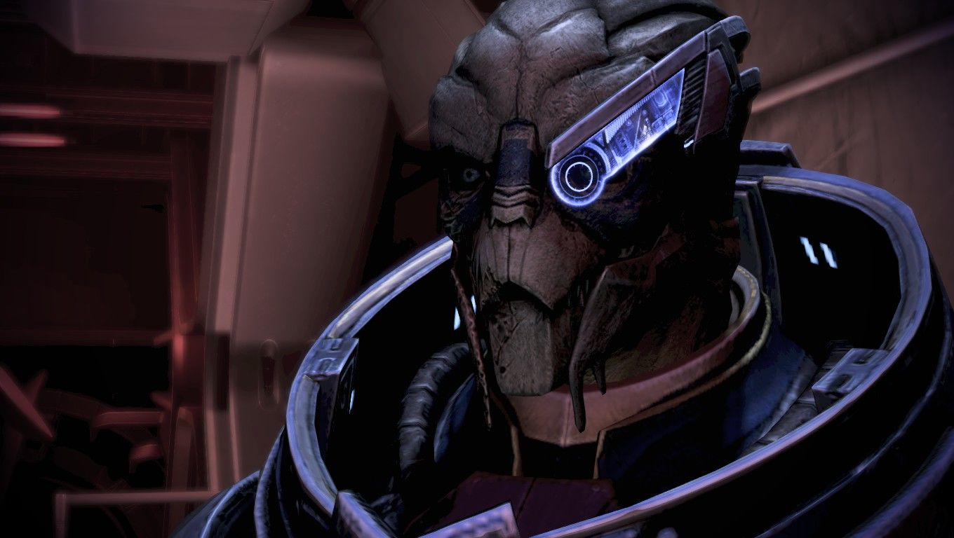 Mass Effect 3 Windows As is Garrus