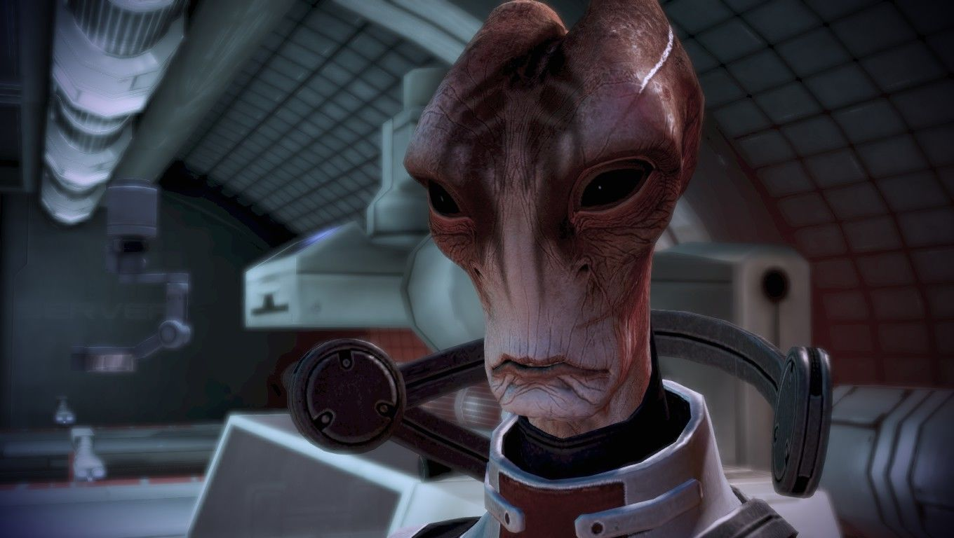 Mass Effect 3 Windows Mordin