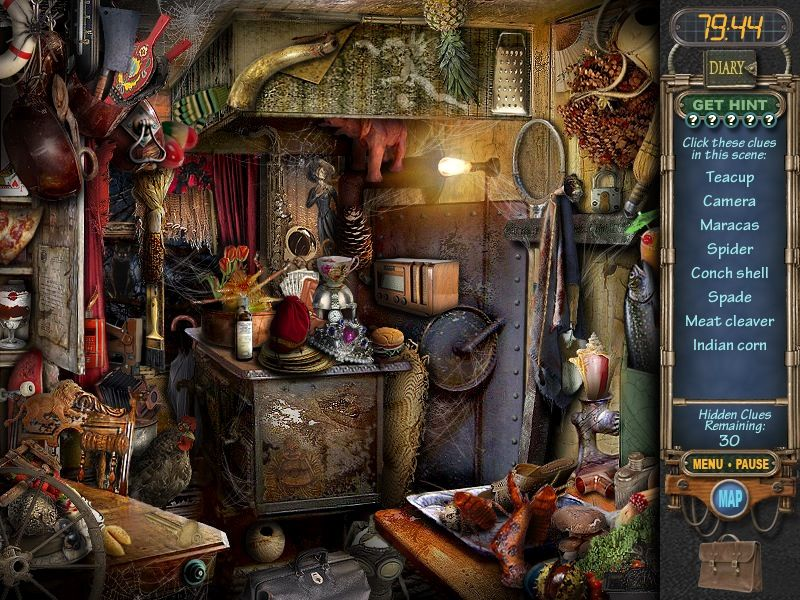 Mystery Case Files: Ravenhearst Screenshots for Macintosh ...