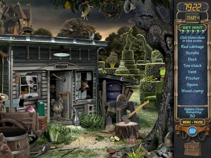 Mystery Case Files: Ravenhearst Screenshots for Macintosh
