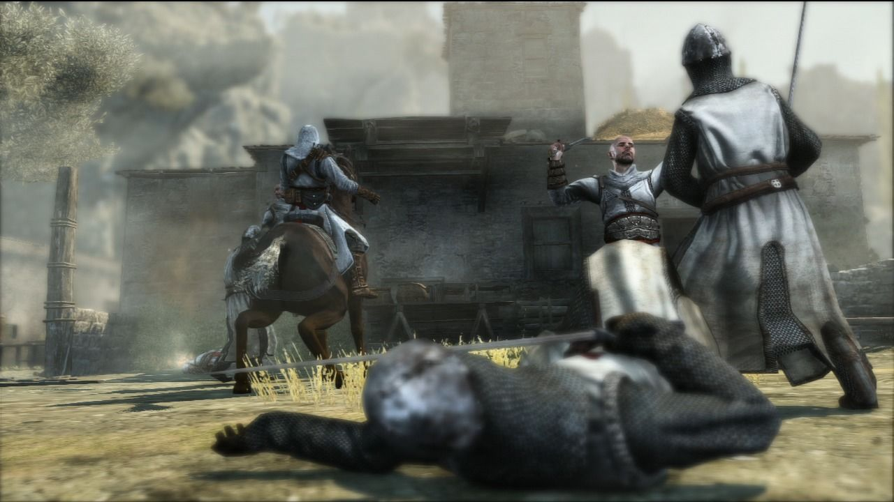 Assassin's Creed: Revelations PlayStation 3 Game will also show various events of Altair's life.
