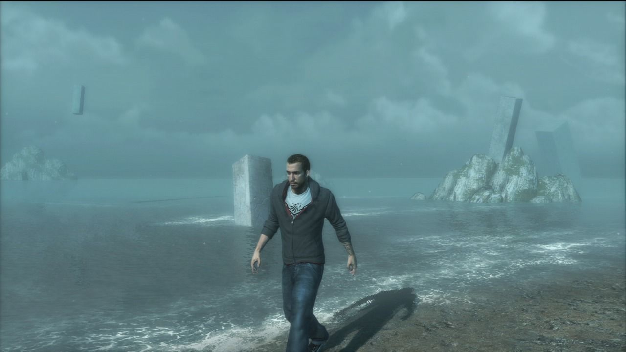 Assassin's Creed: Revelations PlayStation 3 Desmond is on a deserted island shackled by the memories he must explore.