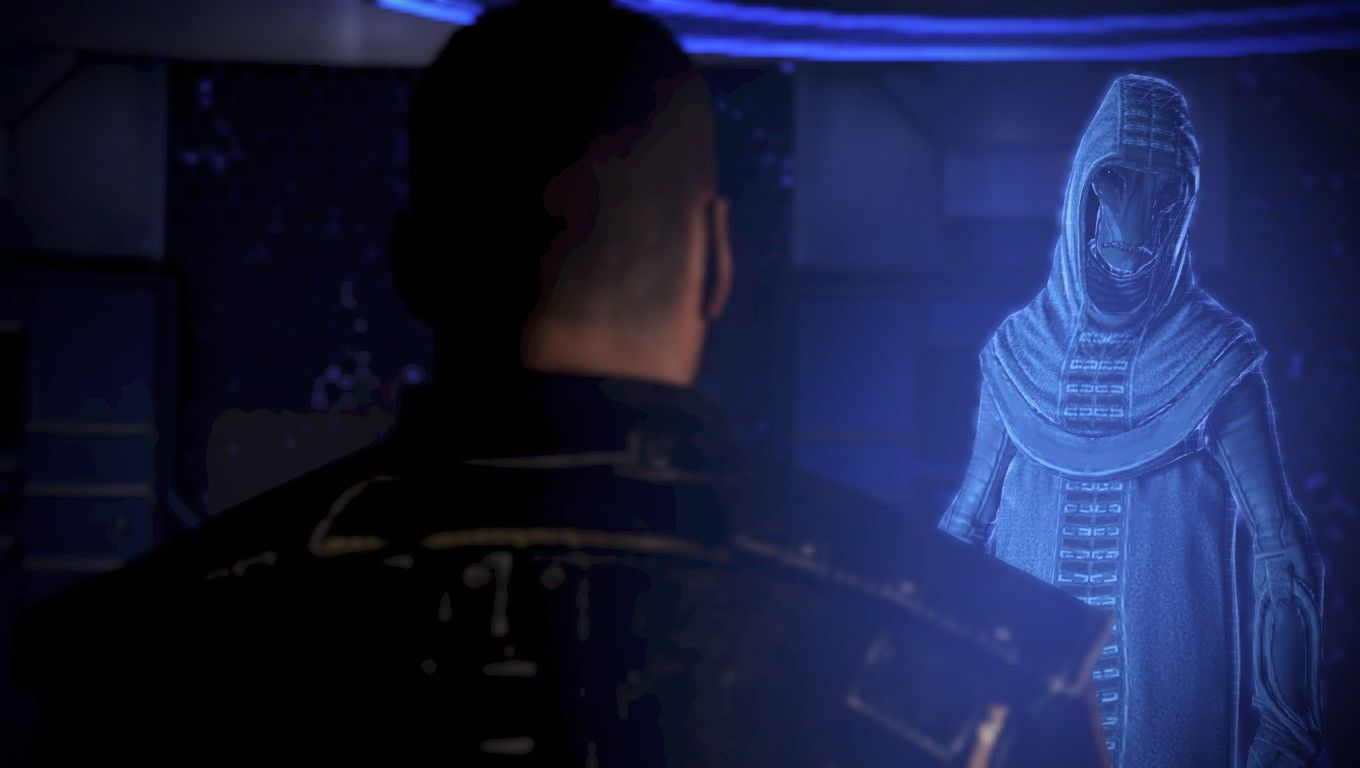 Mass Effect 3 Windows The Salarian Council Member