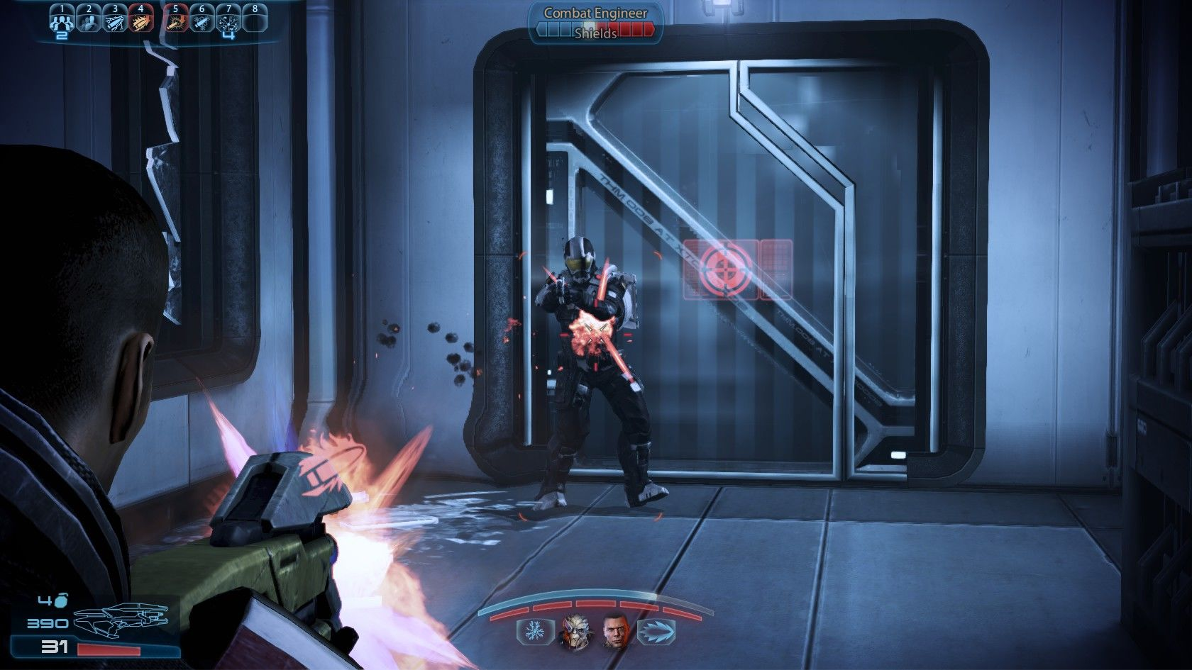 Mass Effect 3 Windows Defending the Citadel