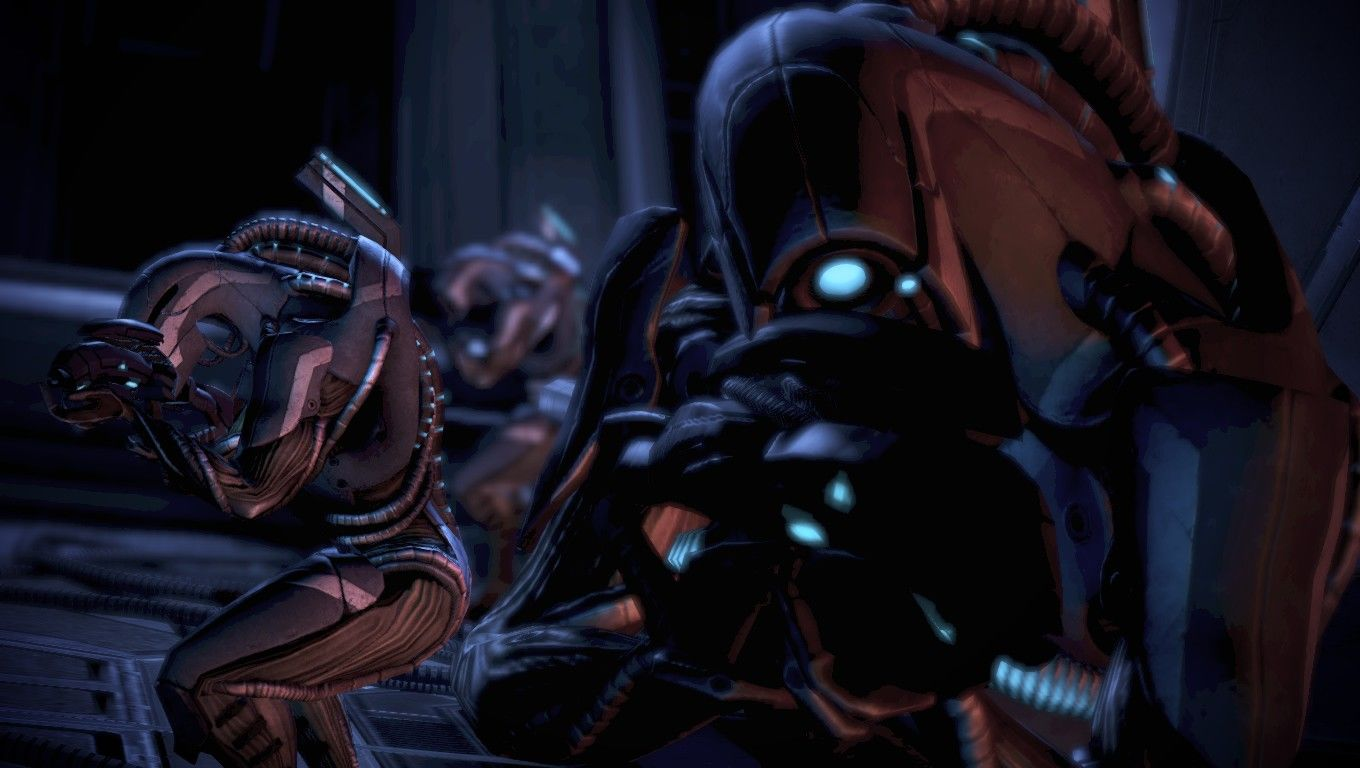 Mass Effect 3 Windows Geth Troops