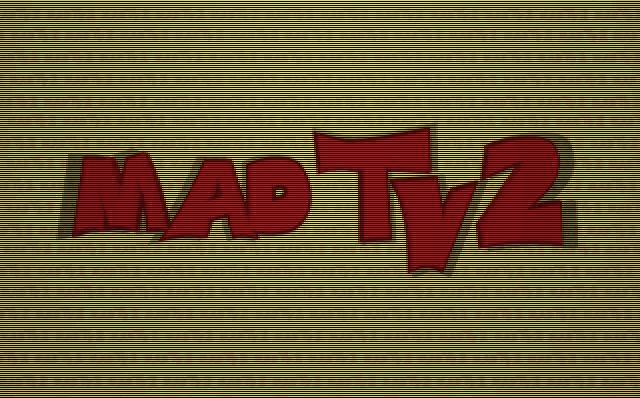 Mad TV 2 DOS Title screen