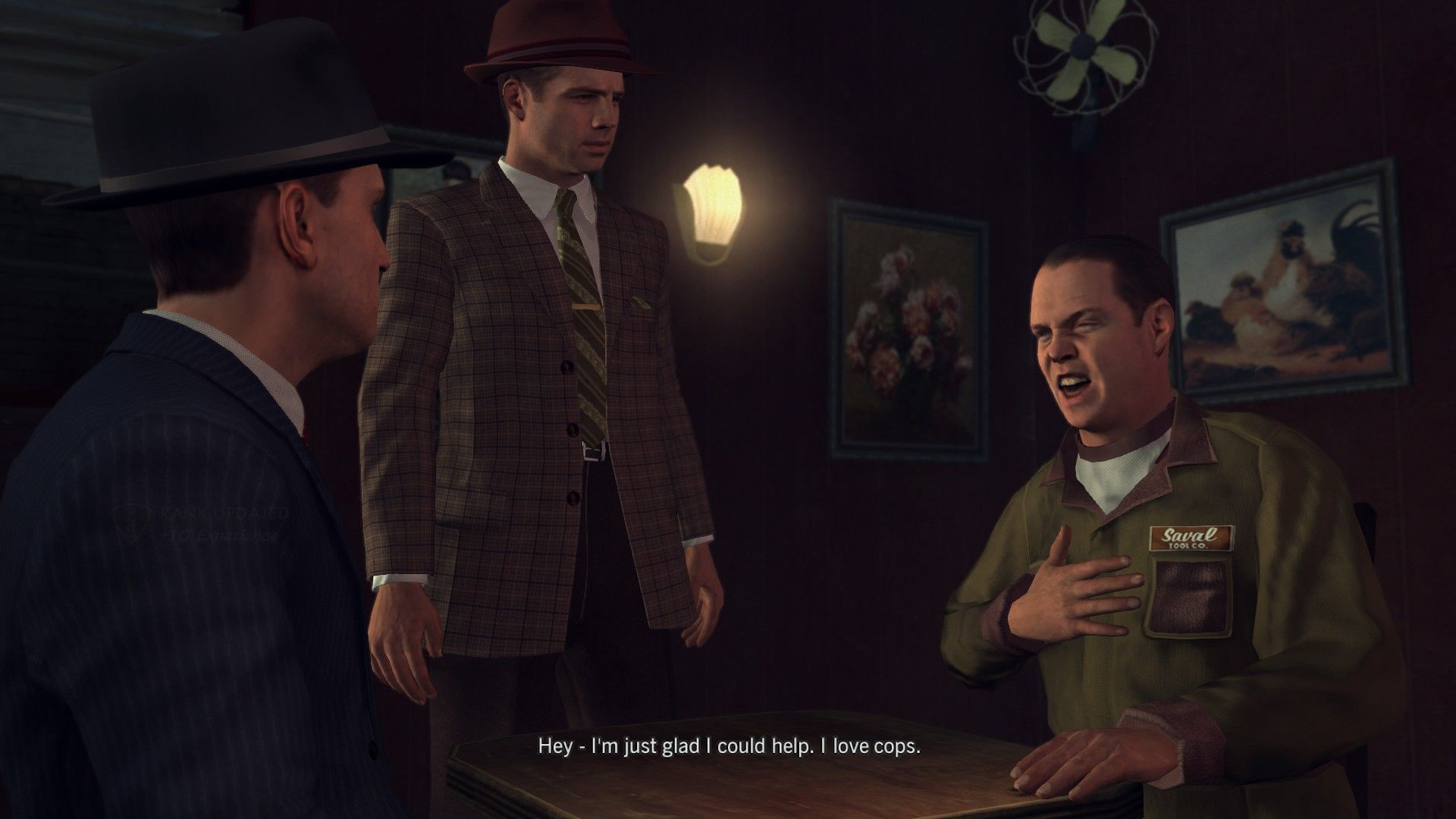 L.A. Noire: The Complete Edition Windows Though being right in the middle of uncanny valley, the animation and face capture systems leave other games in the dust.