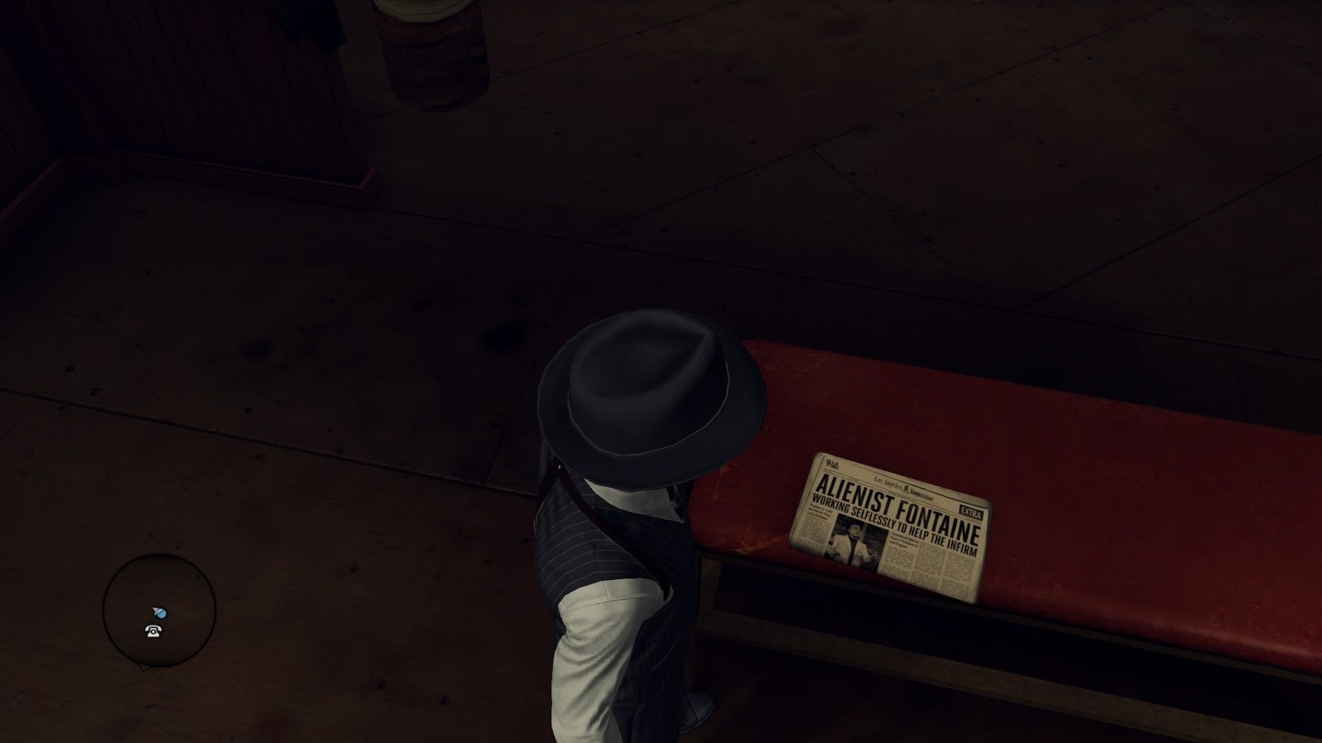 L.A. Noire: The Complete Edition Windows Those papers provide very important background information to the main story.