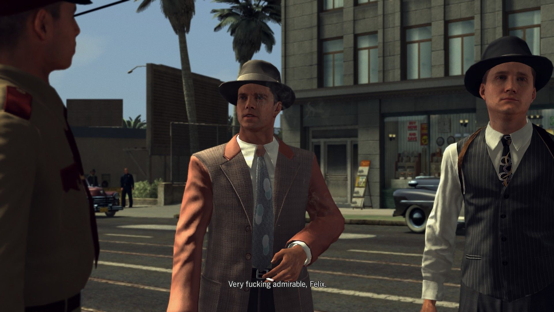 L.A. Noire: The Complete Edition Windows Each partner has distinctive traits.