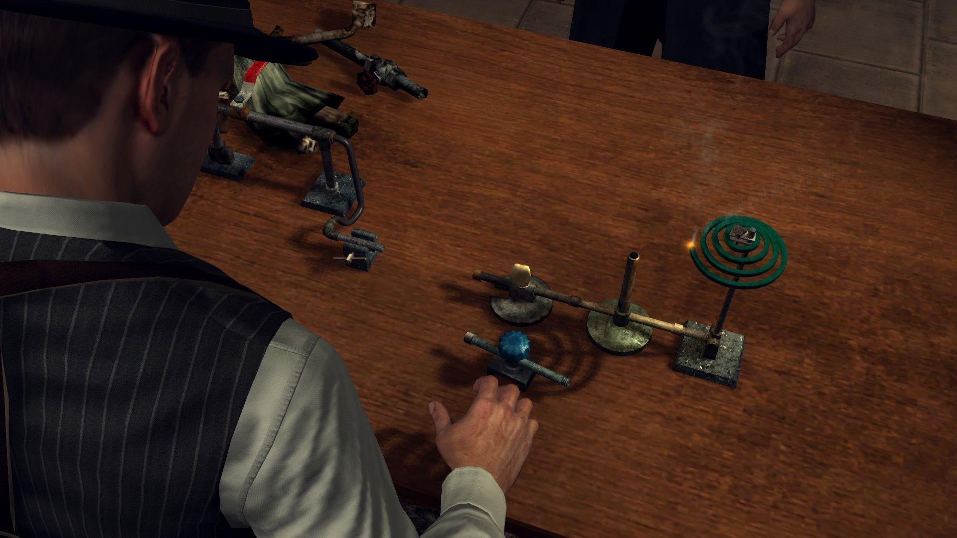 L.A. Noire: The Complete Edition Windows Puzzles are easier to figure out than the people they involve.