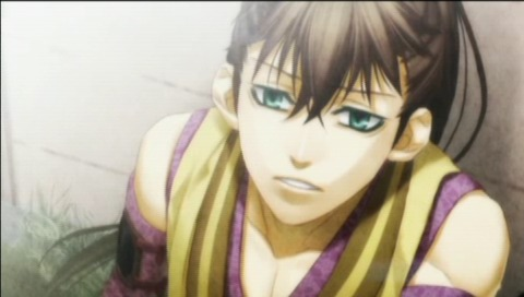 Hakuoki: Demon of the Fleeting Blossom PSP Opening cinematic
