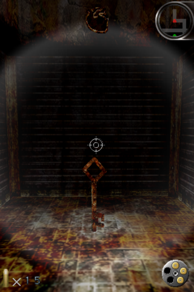 Silent Hill: The Escape iPhone There is a key on each level which needs to be found in order to unlock the exit elevator doors.