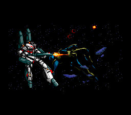 Chō Jikū Yōsai Macross: Eien no Love Song TurboGrafx CD Mechas to the rescue!..