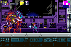 Metroid Fusion Game Boy Advance The True Face Of X