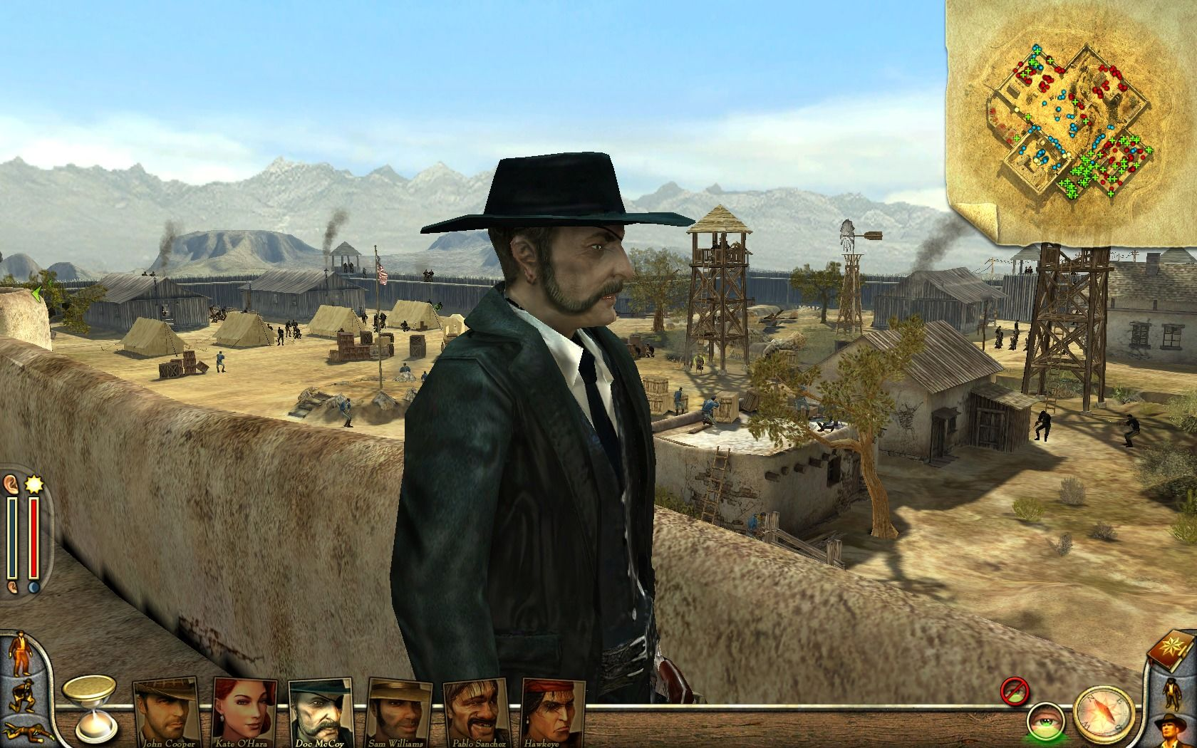 Desperados 2 Cooper S Revenge Screenshots For Windows Mobygames