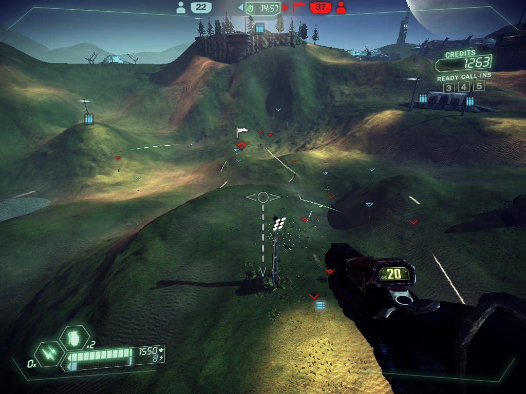 Tribes: Ascend Windows Tribes: Ascend - the game where you kill enemies from 1 km up in the sky.