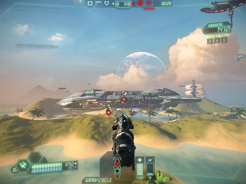 Tribes: Ascend Windows Ok, this is nothing. Wait till you see the tank! (Capture the Flag)