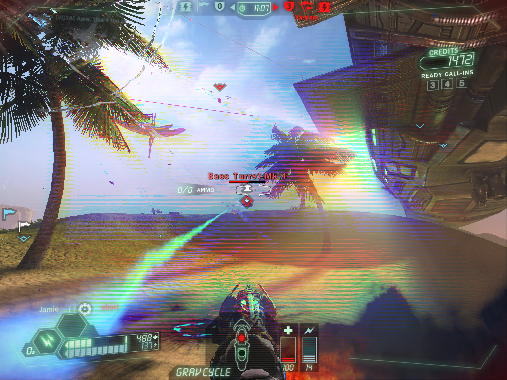 Tribes: Ascend Windows Vehicles are best for defending your base, attacking enemy base structures and, frankly, everything else (Capture the Flag).