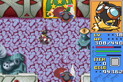 Klonoa Heroes: Densetsu no Star Medal Game Boy Advance Base Exterior Vision 2