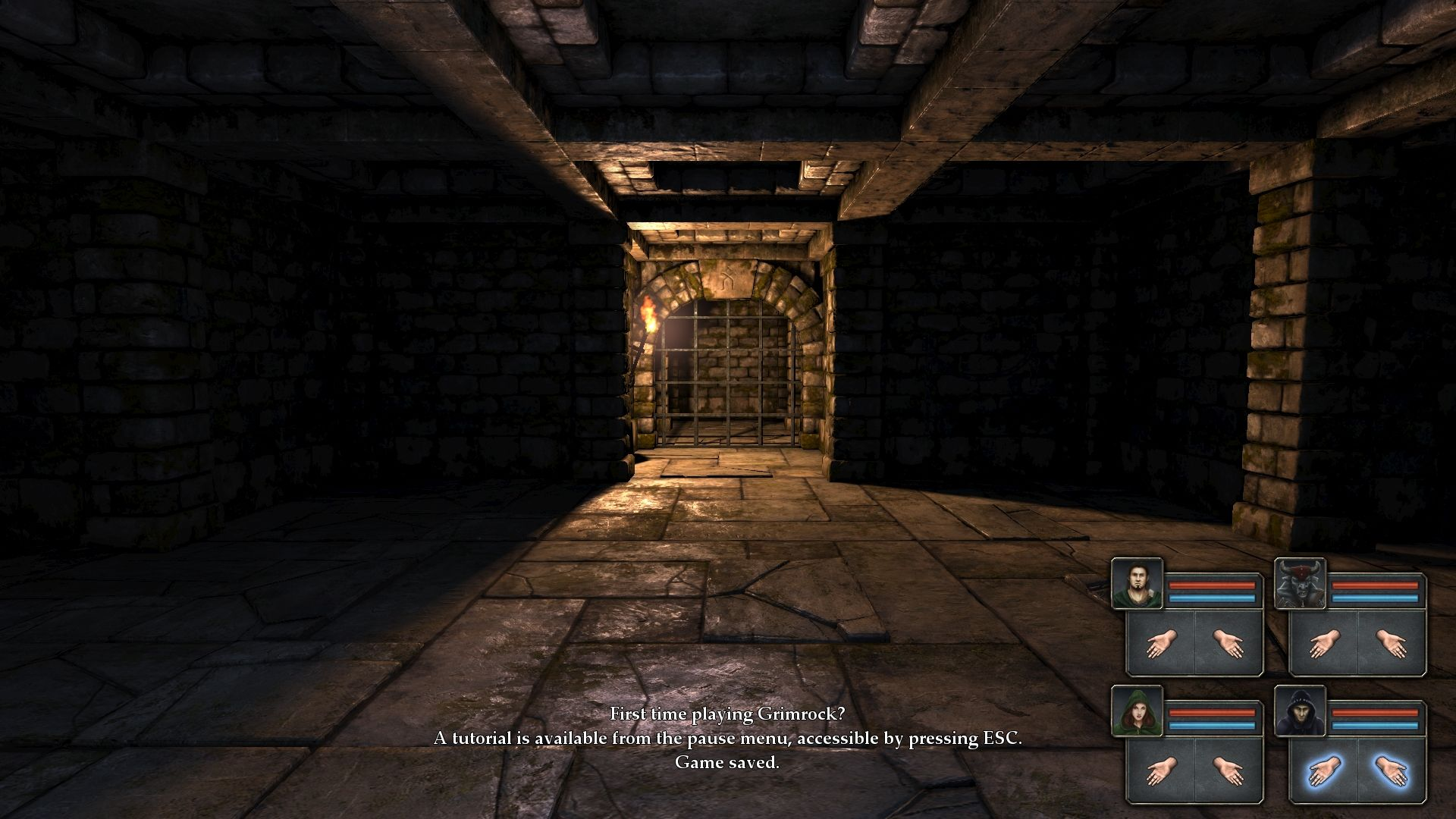 Legend of Grimrock Windows Tutorial