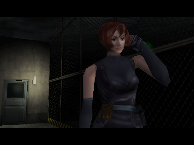 Dino Crisis Dreamcast Communicating