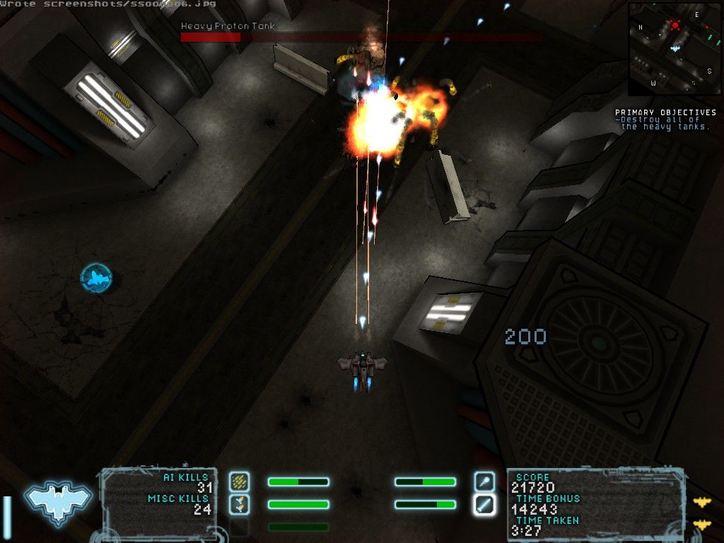 Steel Storm: Burning Retribution Windows Explosions everywhere.