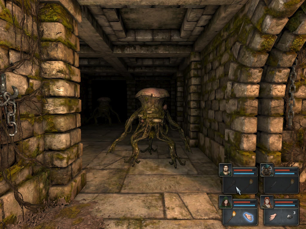 Legend of Grimrock Windows What is that?!