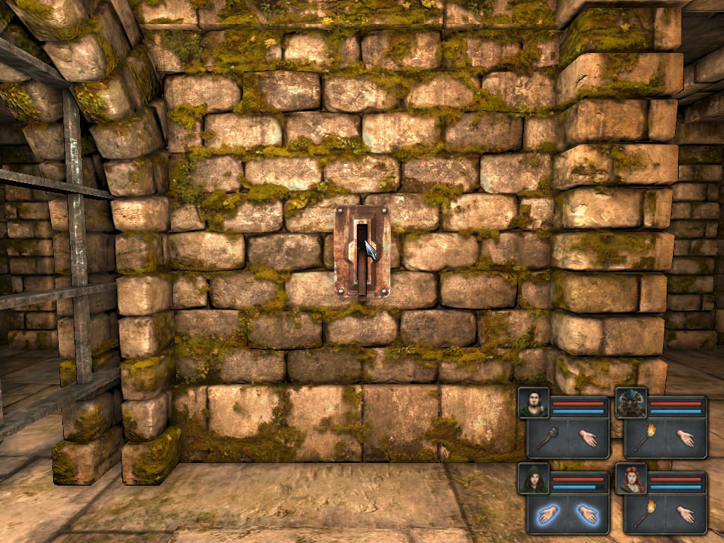 Legend of Grimrock Windows A switch.