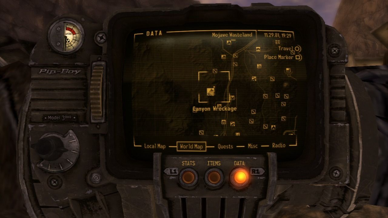 Fallout: New Vegas - Lonesome Road Screenshots for ...