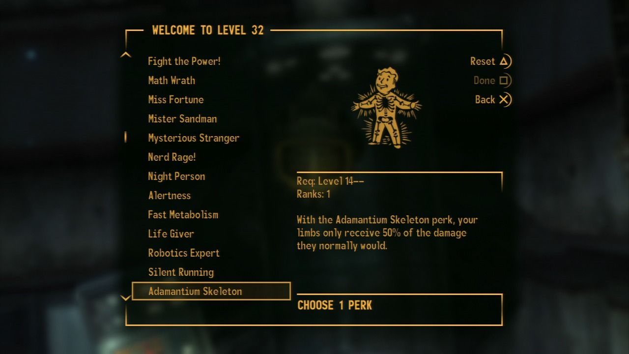 Fallout: New Vegas - Lonesome Road PlayStation 3 You will level up real fast on this mission.