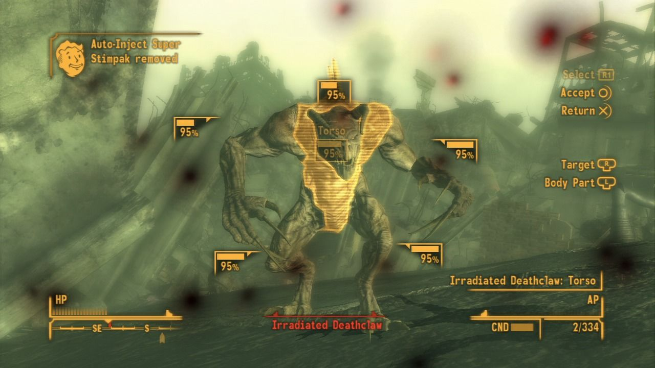 Fallout: New Vegas - Lonesome Road PlayStation 3 Irradiated Deathclaws are not to be taken lightly, so try not to find more than one at the time.