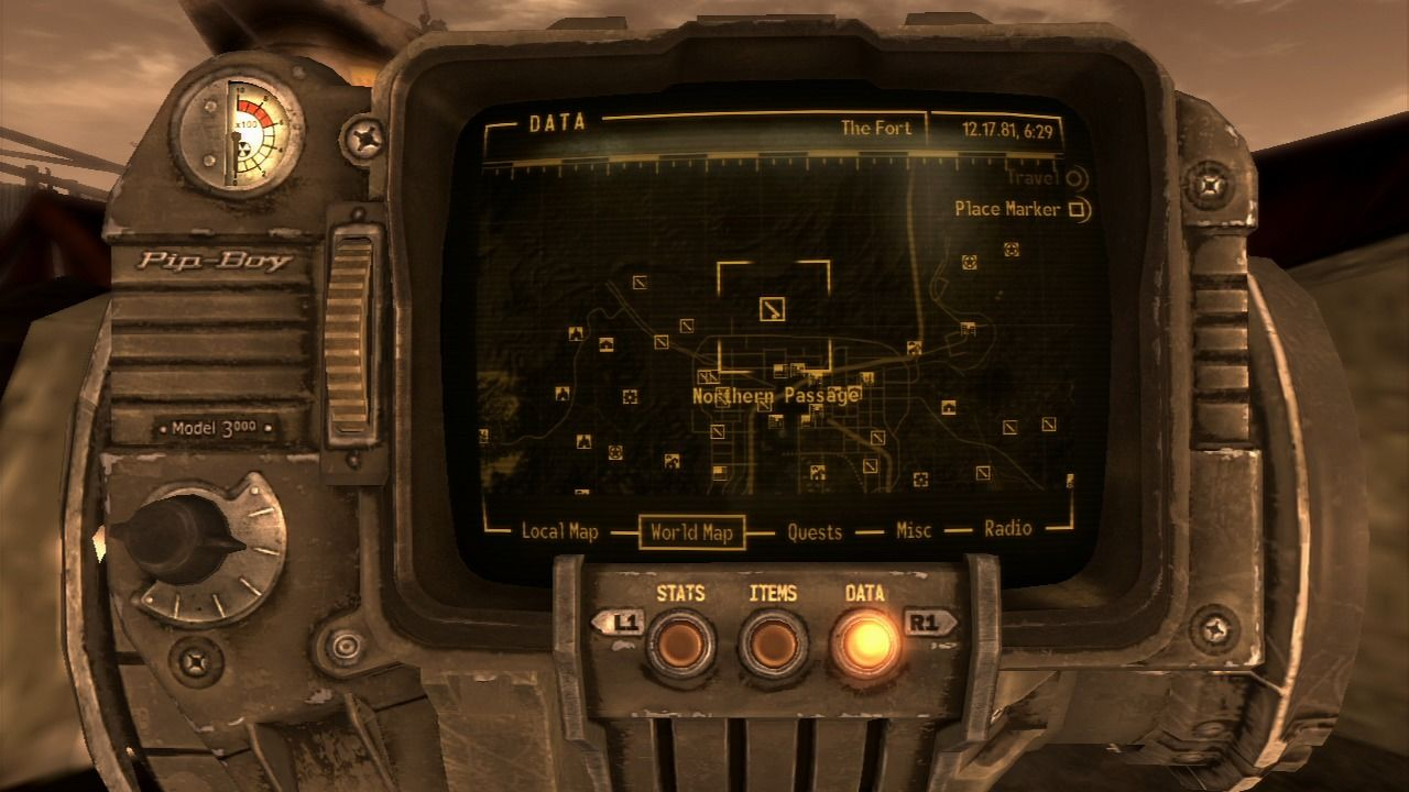 Fallout New Vegas Honest Hearts Screenshots For Playstation 3
