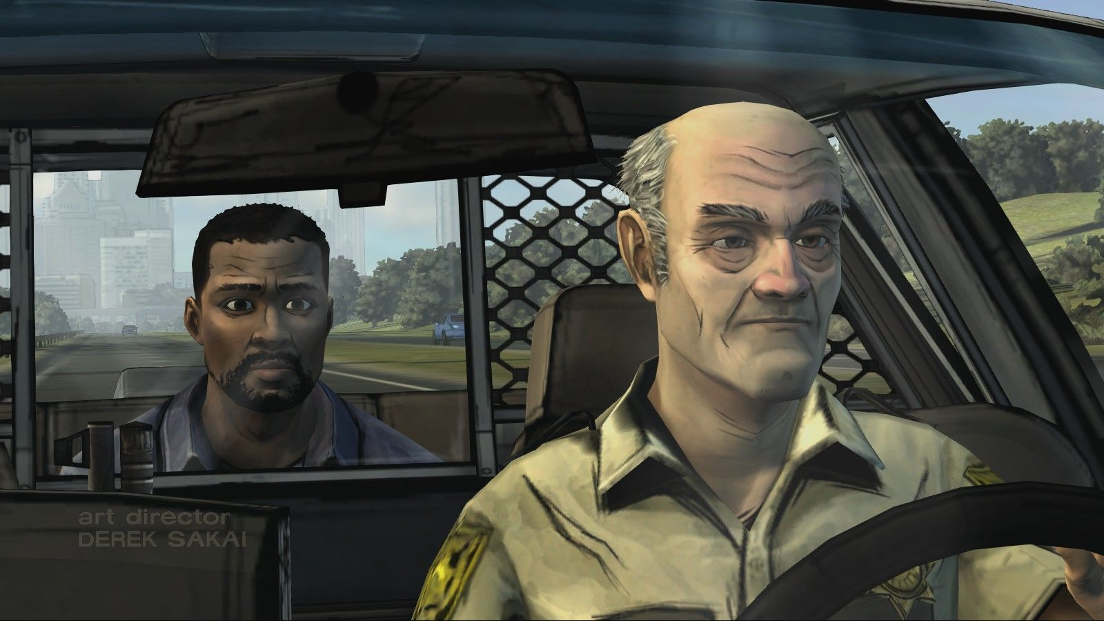 The Walking Dead Windows Episode 1 - Meet Lee Everett, a good man whose life took a bad turn. And the worse is yet to come...