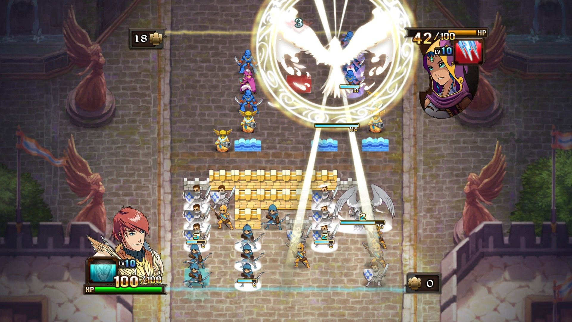 Might & Magic: Clash of Heroes Windows This is going to hurt...