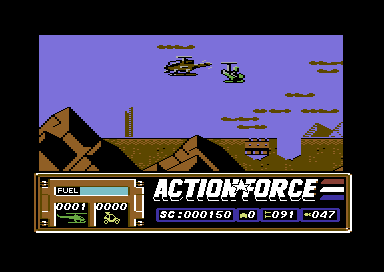 Action Force Commodore 64 Lets save those documents.