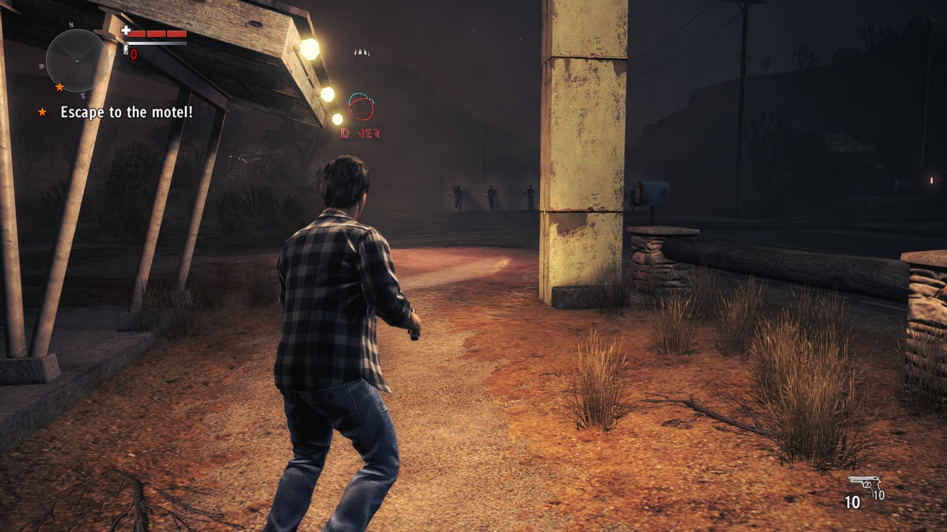 Alan Wake's American Nightmare Windows You need to know when to fight and when to run.