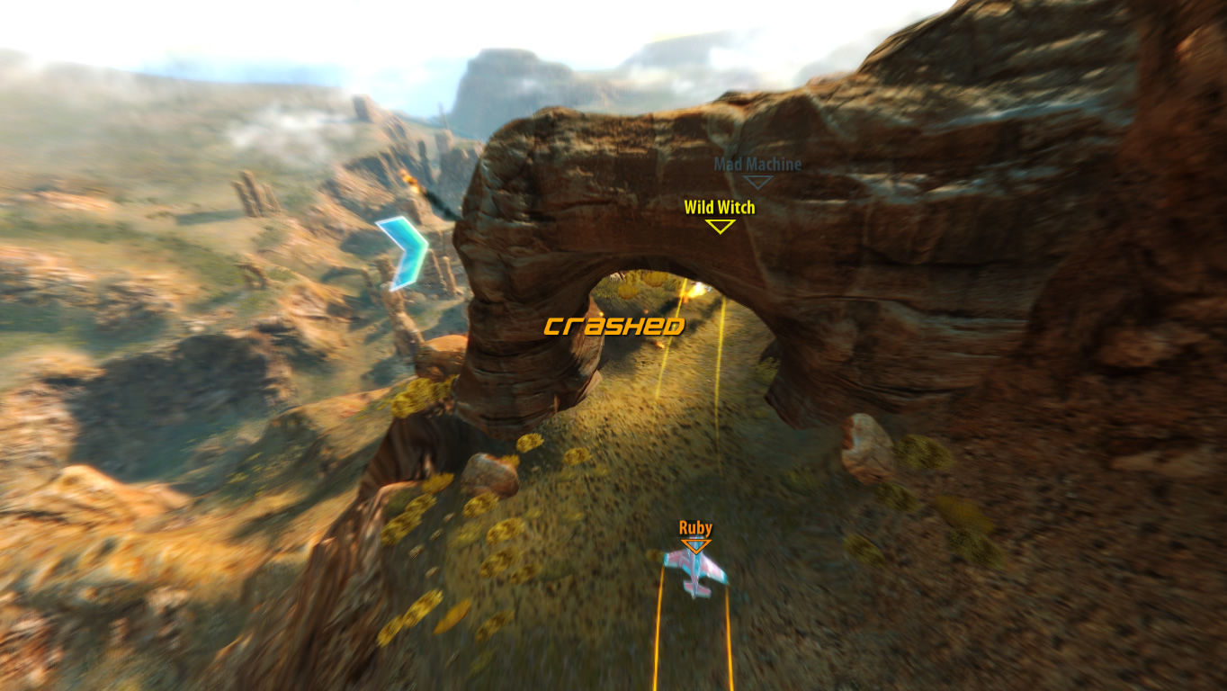 SkyDrift Windows If you take the stunt route, prepare to crash a lot.